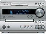 ONKYO FR-N CD/MD/チューナーアンプ FR-N9(S) /シルバー