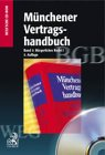 M�nchener Vertragshandbuch, CD-ROMs,...
