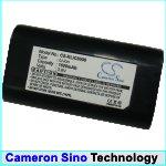 Replacement Battery For Kodak KLIC-8000 KLIC8000 RB50, EasyShare Z812 IS Zoom, Z1012 IS, Z612, Z712 IS, Z8612 IS, Z885, Z1085 IS; Ricoh DB-50 DB50 Caplio R1V, Caplio RZ1, Caplio R1S, Caplio R2, Caplio R1 **2000mAh**