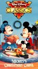 Mickeys Christmas Carol (Walt Disney Mini Classics) [VHS]