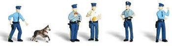 Woodland Scenics N Policemen WOOA2122 - 1