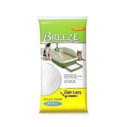 Tidy Cat BREEZE Cat Refill Pads - (4 packs - 4ct)