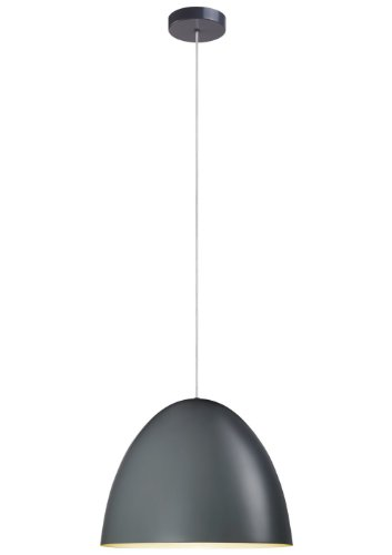 Philips 41055 24-Watt Pendant Light (Gray)