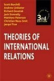 Theories of International Relations, Third Edition (1403948666) by Scott Burchill