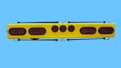 48 Inch Heavy Duty Oval Led Towing Light Bar