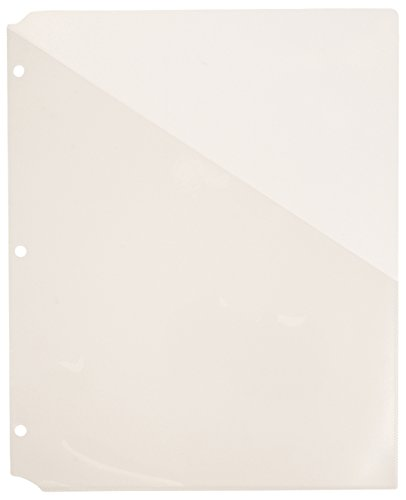 Avery Clear Binder Pockets, Acid Free - 5 Pack (75243)