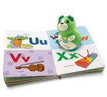 Learning ABCs is a first step to reading and preschool skills.