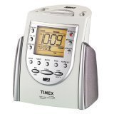 Timex Nature Sounds Clock Radio w/MP3 Line In T158