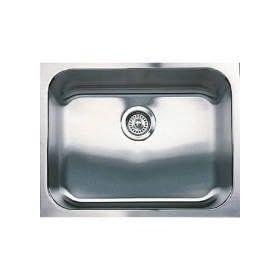 Blanco 440320 Blancospex Single Bowl Undermount Kitchen Sink, Satin