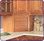 Kitchen Appliance Garage Doors front-459757
