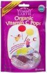 Yummy Earth Organic Vitamin C Pops  15 Lollipops