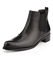 Autograph Leather Chelsea Ankle Boots with Insolia Flex®