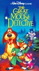 The Great Mouse Detective VHS Tape