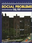 img - for Social Problems, 98/99 (26th Edition) book / textbook / text book