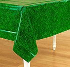 """""""Grass Effect Party Tablecover, 54 X..."""