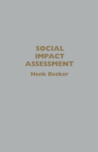 Social Impact Assessment  - Magazine cover