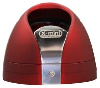 XMI X-Mini Max 2 Portable Speakers - Red