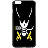 Straw Hat Crews Jolly Apple iPhone 6/6S Plus Nero Caso Case