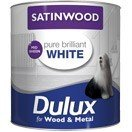 Dulux One Coat Satinwood Malt Chocolate 750ml