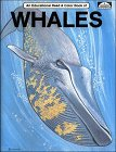 Whales: An Educational Coloring Book