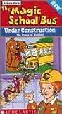 The Magic School Bus - Under Construction [VHS]