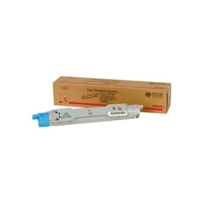 Xerox Phaser(R) 6250 Cyan Toner Standard Capacity (4000 Yield) - Genuine OEM toner