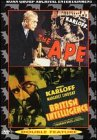 echange, troc Horror Classics Vol.4 : The Ape / British Intelligence [Import USA Zone 1]