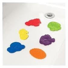 Safety 1St Secure Bath Grip Splash Pals - 6 Pack front-91695