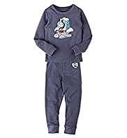 Thomas & Friends™ Thermal Striped Vest & Pants Set