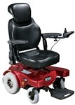 Drive Sunfire General Bariatric Scooter With Captain'S Seat _ Piece Of Mind Warranty - Red - Each