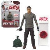 Bif Bang Pow! Dexter 3 3/4 Inch Action Figure Dexter Morgan Includes Garbage Bag Exclusive Blood Slide!