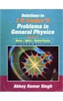 Solutions Irodov's Prob. Gen. Physics