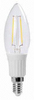 E14 LED Kerze 3W Filament 330 Lumen Retrofit Kaltweiß
