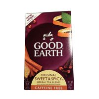 Good Earth Teas Original Caffeine Free #1 by Good Earth Teas