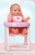 Baby Doll High Chair And Crib front-1068250