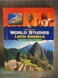 img - for World Studies: Latin America book / textbook / text book