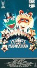 The Muppets Take Manhattan VHS Tape
