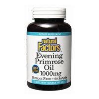 Natural Factors Evening Primrose Oil