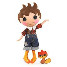 Lalaloopsy Doll - Forest Evergreen (Boy)