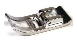 Zigzag Presser Foot (J) Fits Baby Lock And Brother Machines (137748101) front-138701