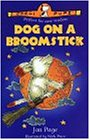 Dog on a Broomstick (Corgi Pups)