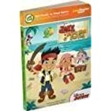 Game / Play Leap Frog Leap Reader Junior Book: Disneys Jake And The Never Land Pirates, Tag Junior Toy / Child...