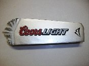 Coors Light Mini Tap Handle