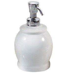York 15 Ounce Round Soap Dispenser