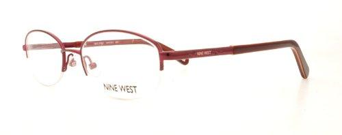 Nine WestNINE WEST Eyeglasses NW1035 692 Merlot 51MM