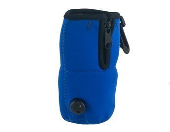Travel Bottle Warmer (Blue) front-62588