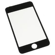 Digitizer LCD Screen Glass Replacement iPod Touch 2nd Generation - Replace Broken or Damaged Screens
