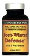 Ys Organic, Bee'S Winter Defense: Capsules 60 Capsules