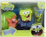 SpongeBob Squarepants Tub Time Friends Bath Set - 1