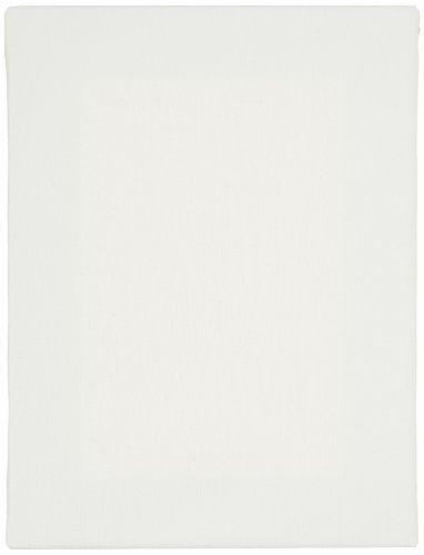 Sax Quality Stretched Canvas - 9 x 12 inches - White